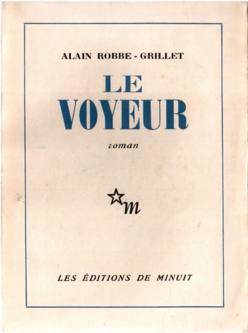 Alain Robbe-Grillet▐ Le Voyeur