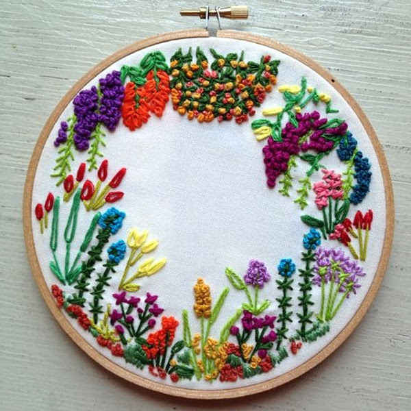 Excellent Applique Embroidery Designs And Patterns (19)