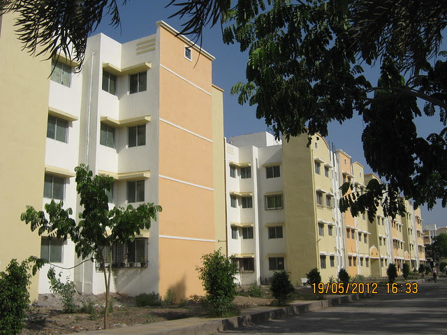 Affordable Housing Project - Visit Dreams Nivara, Ready Possession 2 BHK Flats near Prayagdham at Koregaon Mul, near Uruli Kanchan Pune 412202