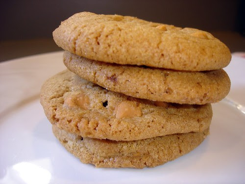 Butterscotch Chip Spice Cookies
