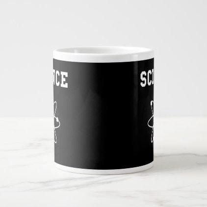 Science Atom Large Coffee Mug