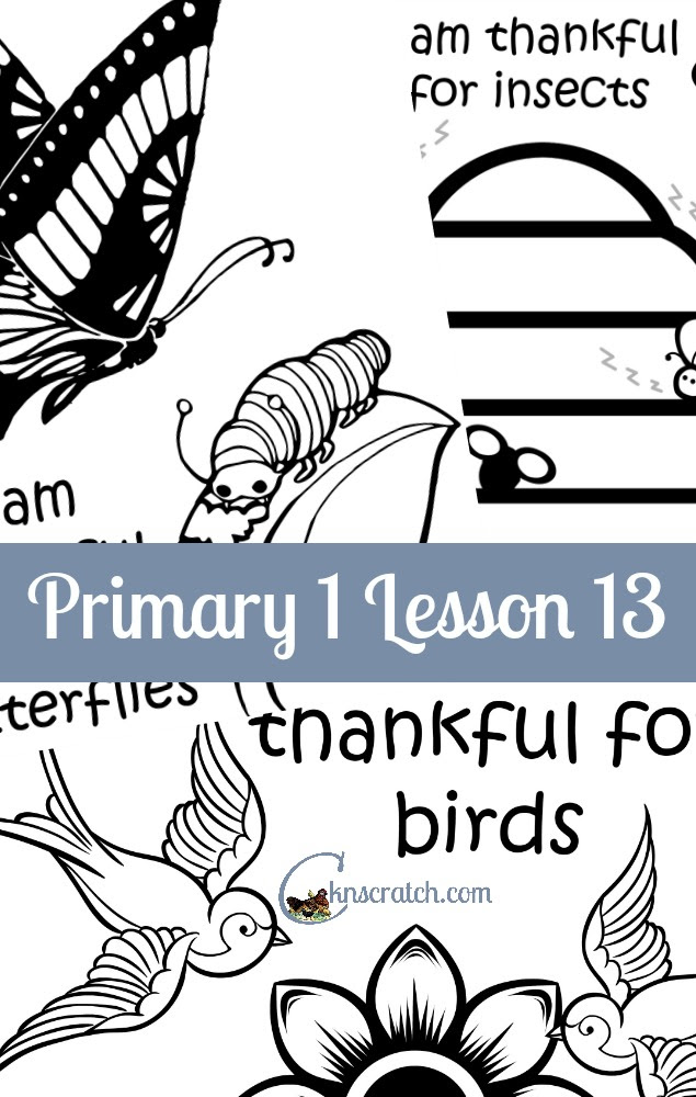 Great+lesson+helps+and+handouts+for+Primary+1+Lesson+13%3A+I+am+thankful+for+birds+and+insects