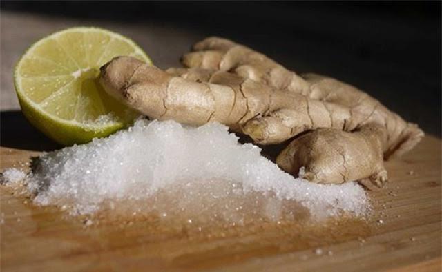 Sự thật về muối gừng giúp giảm mỡ bụng nhanh chưa phanh khiến các mẹ hào hứng - Ảnh 4.
