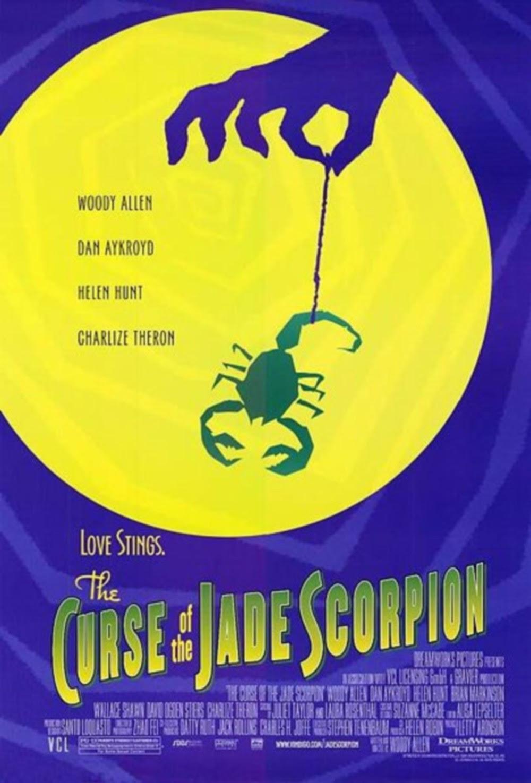 POSTER: O Escorpião de Jade