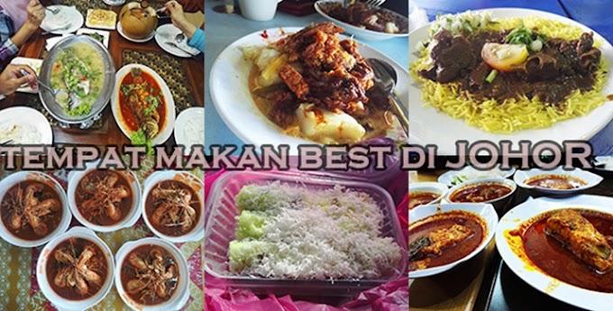 6 Tempat Makan Best Sekitar Johor Korang Wajib Try!