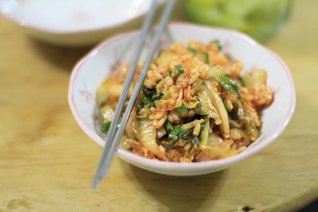 Recipe: Kimchi Rice
