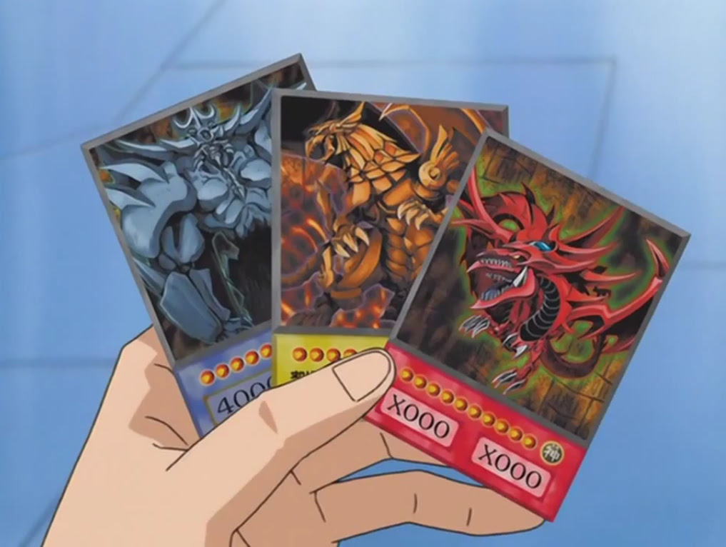 Review Anime Yu-Gi-Oh! ALL SERIES - part 1