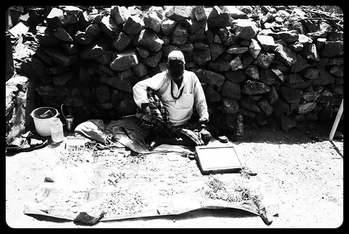The Small Time Gem Stone Sellers Of Taragadh Ajmer by firoze shakir photographerno1
