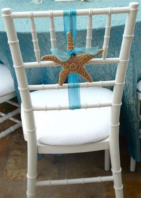 Beach Wedding Chair Decorations ? Beach Wedding Tips