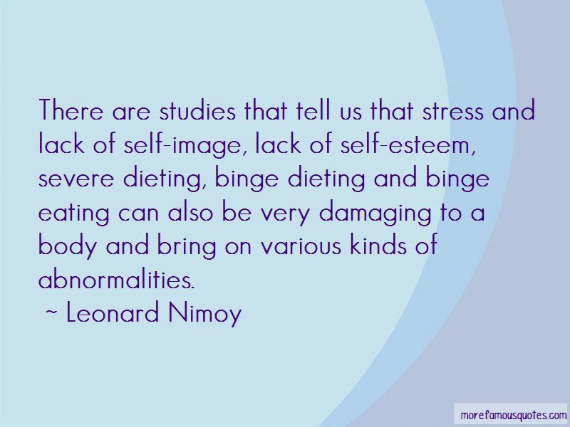 Quotes About Self Esteem And Body Image Top 5 Self Esteem And Body