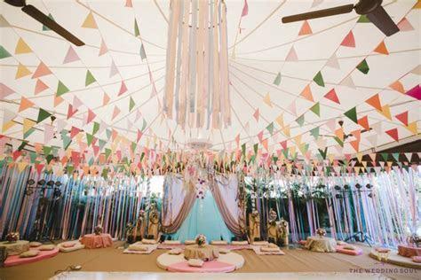 Wedding in Bhopal With The Prettiest Mehendi Color Scheme