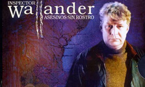 Rolf Lassgard interpreta al inspector Vallander