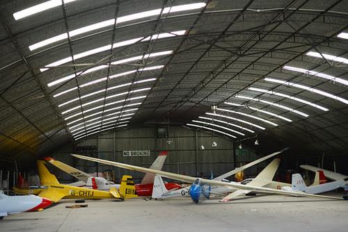 Hangar, Ulster Gliding Centre
