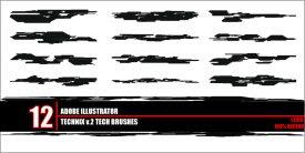 Technix Brushes