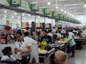 Para participar, é necessário fazer as suas compras em um dos supermercados da rede (Foto: Divulgação)