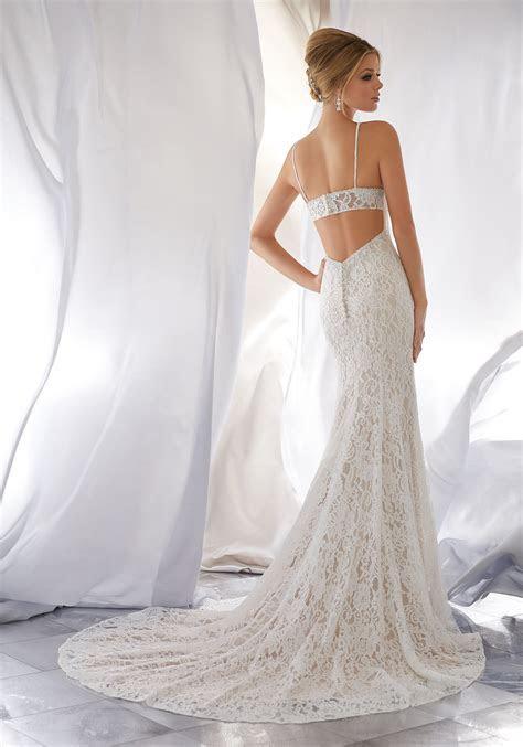 Moraia Wedding Dress   Style 6868   Morilee