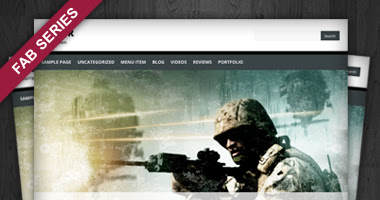 Valor Free WP Theme