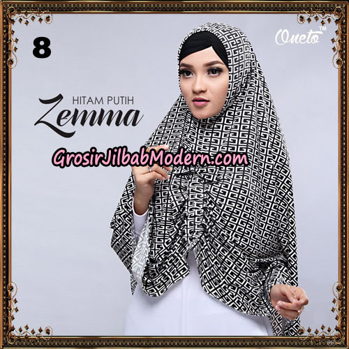 arab hijab ala tutorial paris Cantik Oneto Hitam Zema Instant 8 Jilbab Support Putih Hijab No