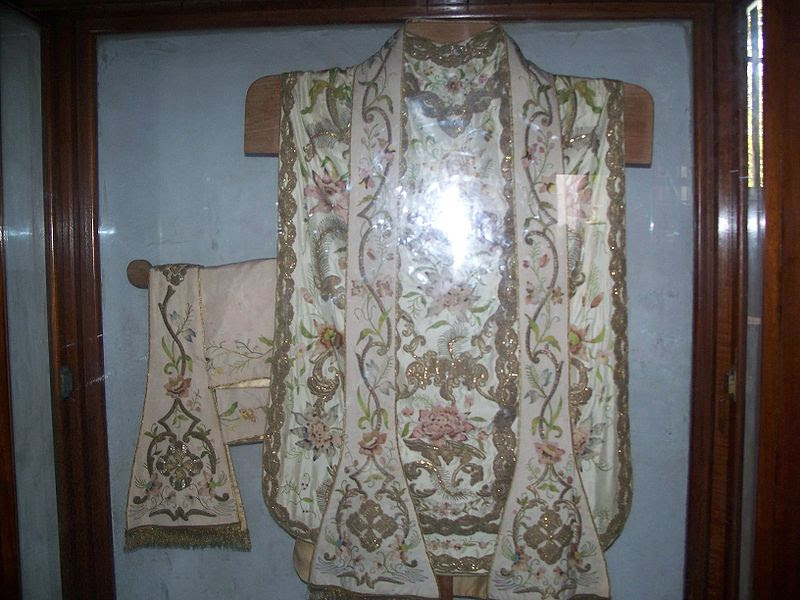 File:Garments of St. Francis Xavier.jpg