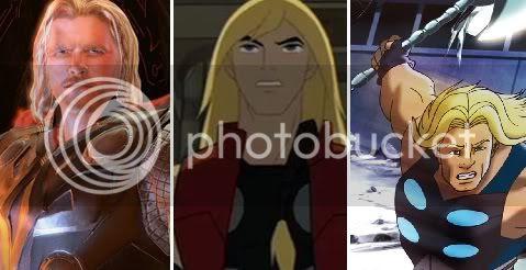 Thor em outras mídias