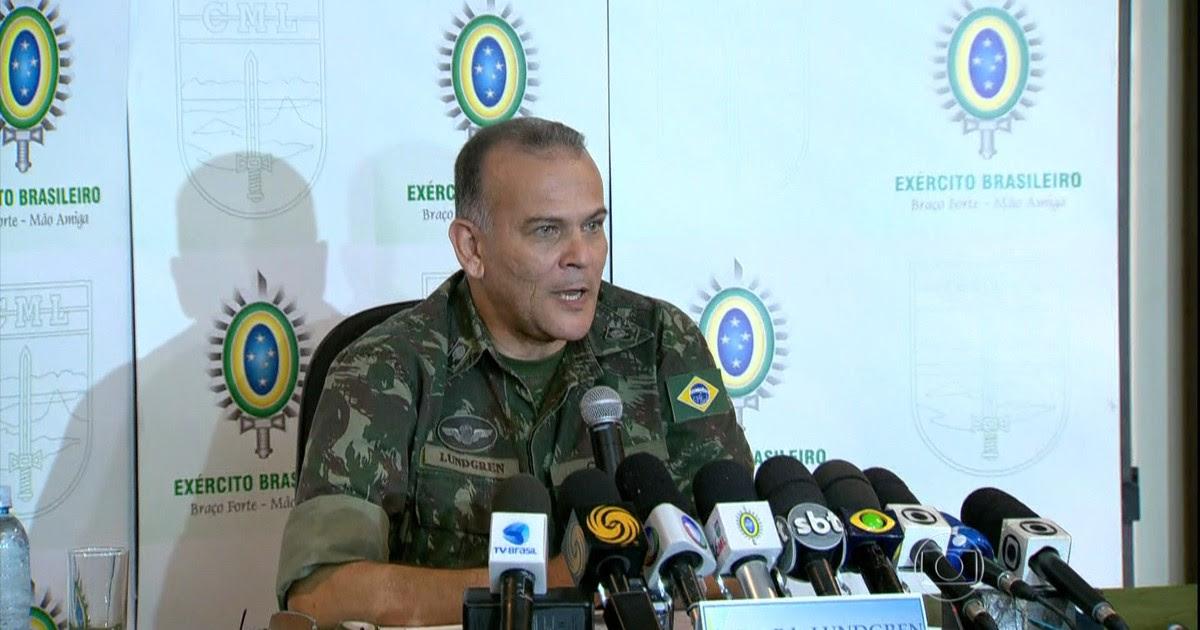 Resultado de imagem para Ronaldo Lundgren da Secretaria de Segurança e Defesa Social do estado