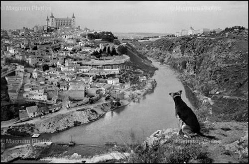 Toledo en 1974 por Josef Koudelka. Magnum Photo