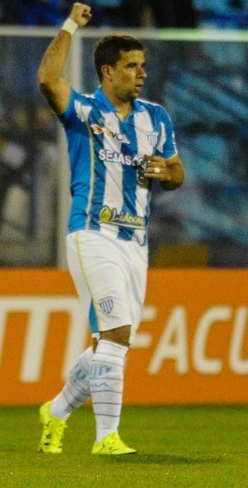André Lima Avaí x Fluminense (Foto: Estadão Conteúdo)