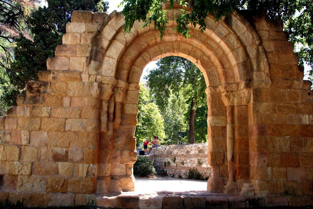 Restos románicos en Madrid