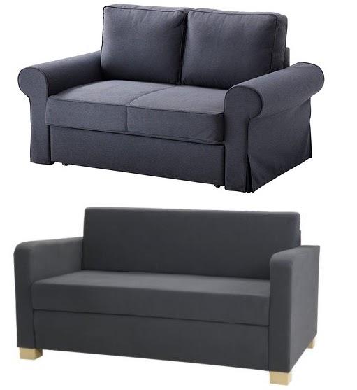 C mo decorar la casa sofas cama ikea baratos - Camas de ikea ...