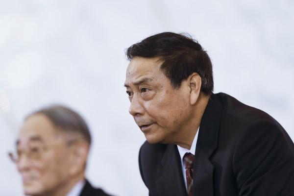现年66岁的卸任中财办副主任陈锡文。(Lintao Zhang/Getty Images)