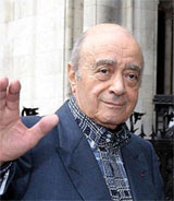 Al-Fayed - this time he's really mad