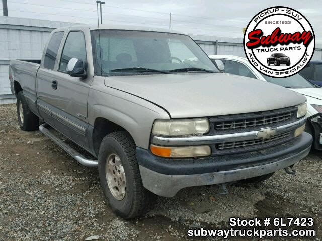 Used Parts 2000 Chevrolet Silverado 1500 5 3l Lm7 4x4 Subway Truck Parts Inc Auto Recycling Since 1923
