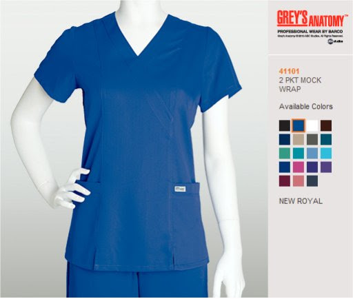 Grey's Anatomy Scrubs For Women | ScrubsUnlimited.com