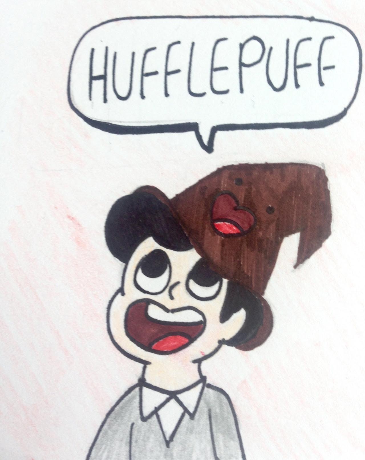 Steven is basically the definition of Hufflepuff 💛 @thatsthat24 for TSinktober