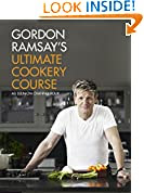 Gordon Ramsay's Ultimate Cookery Course by Gordon Ramsay book cover