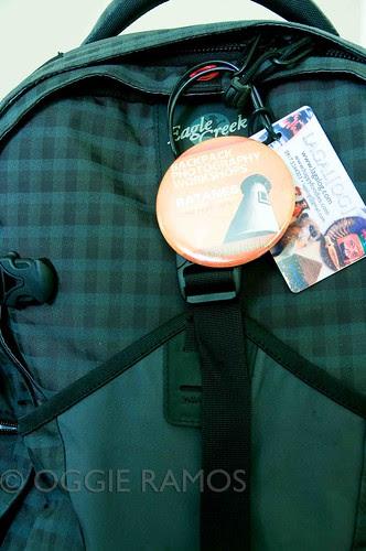 BP Batanes Eagle Creek Backpack