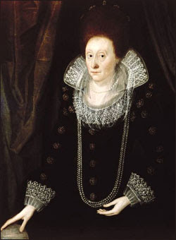 Queen Elizabeth I, c. 1600