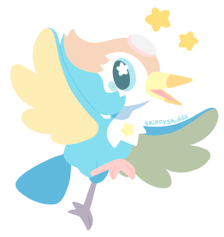 This was too cute to pass up! Pikipearl~* Used @cereology's version as inspo!