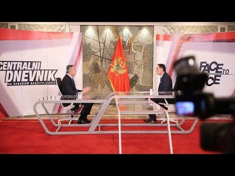 Milo Đukanović na Face tv: Nisam ni antisrbin, antibošnjak, antihrvat, antialbanac, hoću da Crna Gora bude država građana