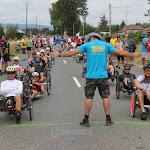 EN IMAGES. Dans le Roannais, les Championnats du monde de vélos couchés continuent jusqu'à dimanche