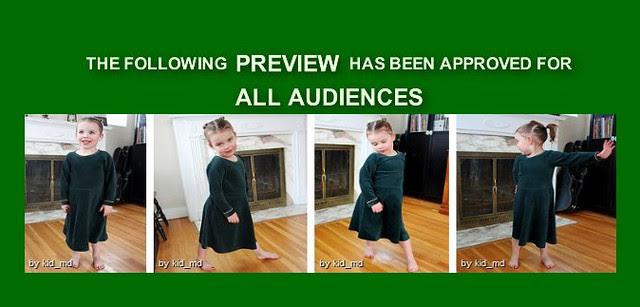 skater dress preview