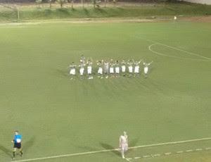 Estádio Barretão - Alecrim x Palmeira (Foto: Divulgação/ Alecrim)