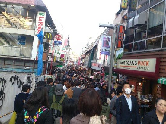 Photos of Harajuku Takeshita-dori, Shibuya