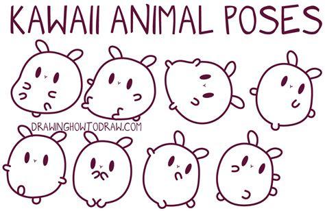 easy guide  drawing kawaii characters part