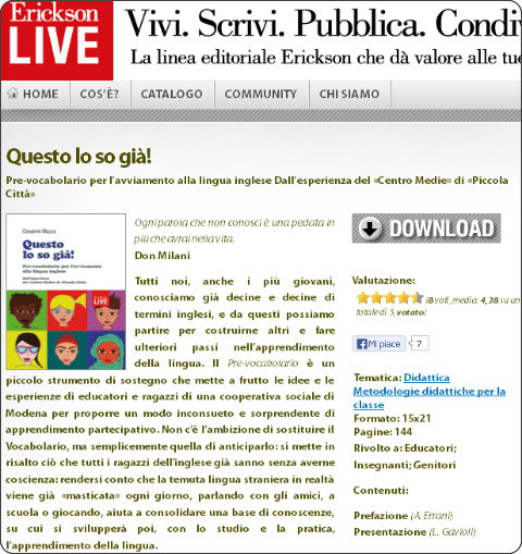 http://www.ericksonlive.it/catalogo/didattica/questo-lo-so-gia/