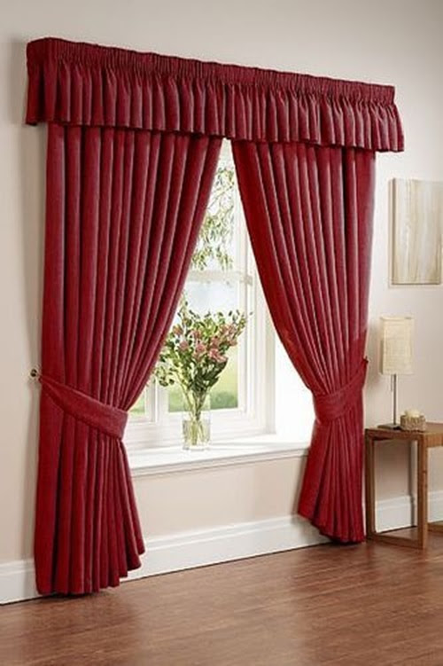 The Different Types Of Curtains Accessories - Interior design