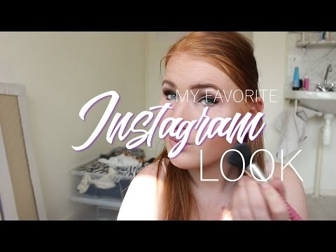 Favoriete Instagram Look