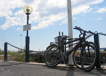 bikes :. sykler + reservert