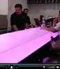screenshot: Geek Terminal - LED light bar2