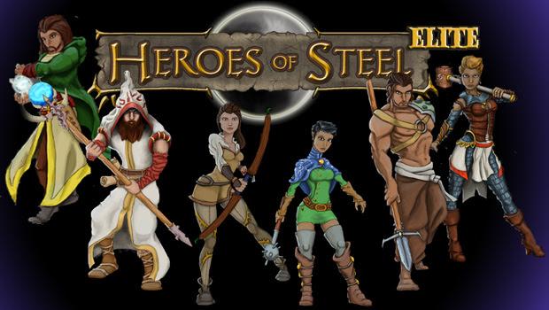 Heroes of Steel RPG Elite para Android